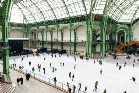 grand palais ice